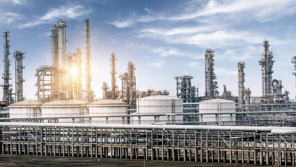 Chemical and mineral oil industries