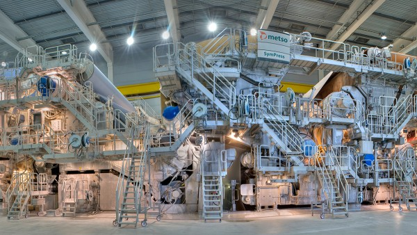 Schaeffler solutions for pulp and paper